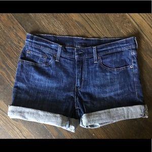 Levi's Denim Shorts Size 29